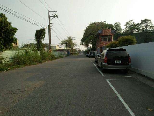 史博館農地,台南市安南區長和路