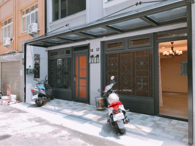 府城站前民宿,台南市北區成功路