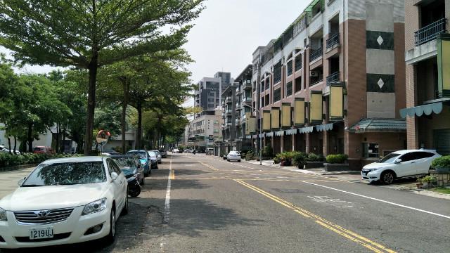 北區希望公園雙車墅,台南市北區文成一路