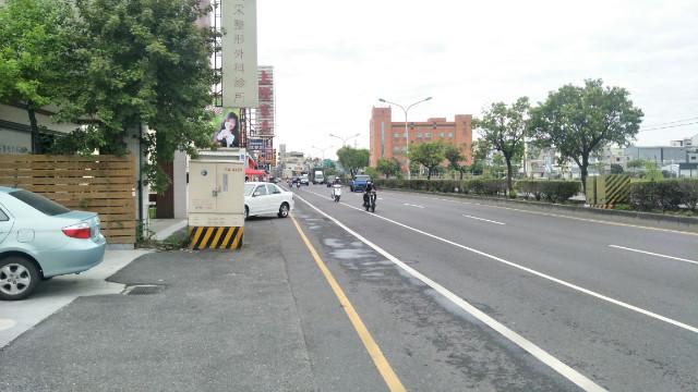 永大夜市建地,台南市永康區永大路二段
